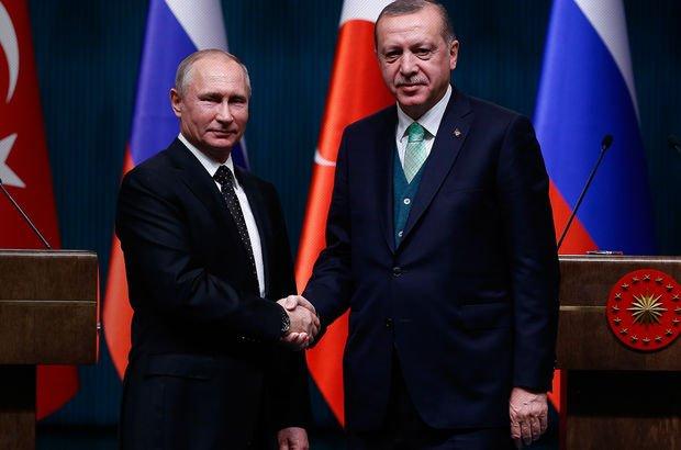 Vladimir Putin Recep Tayyip Erdoğan Akkuyu Nükleer Santralı