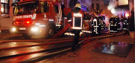 Kumkapı'da 3 kişinin öldüğü otel yangını davasında tahliye