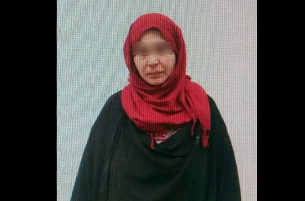Terör örgütü DEAŞ üyesi kadın tutuklandı