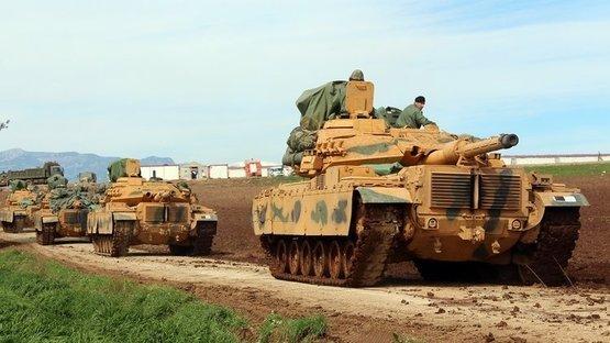 Afrin'de son durum... 415 kilometrekarelik alan terörden temizlendi...
