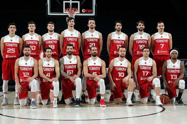 İsveç - Türkiye basketbol maçı hangi kanalda?