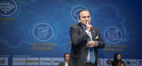 Türkiye Teknoloji Buluşmaları Gaziantep'te Gerçekleşti