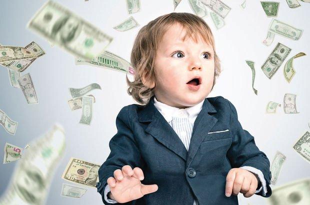 Çeyrek milyon dolarlık bebek