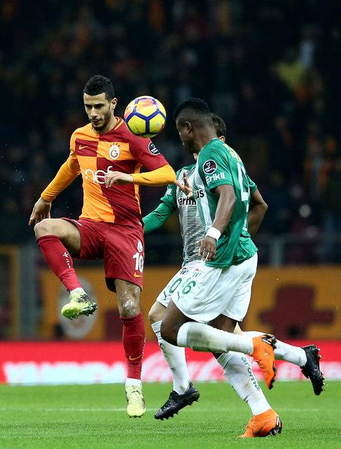 Rıdvan Dilmen, Galatasaray-Bursaspor maçını değerlendirdi
