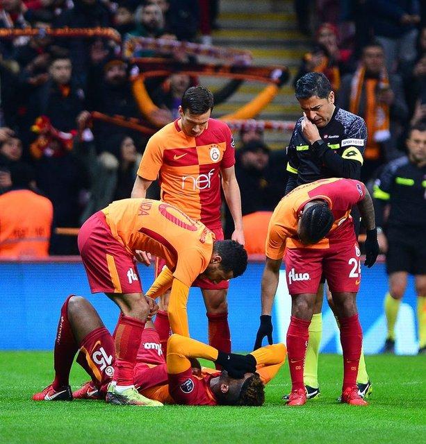 'Sakar' Belhanda'dan ilginç performans! (Galatasaray haberleri)
