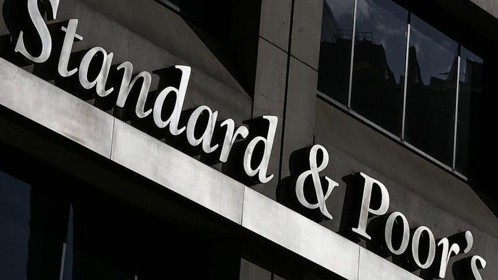 """S&P, Türkiye'nin kredi notunu """"BB"""" seviyesinde teyit etti"""