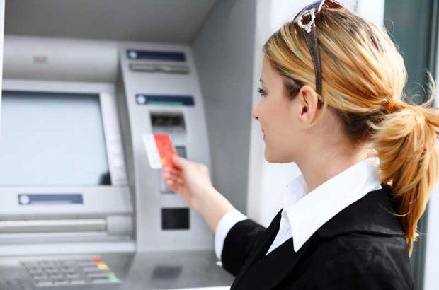 ATM'den para çekenlere komisyon müjdesi!