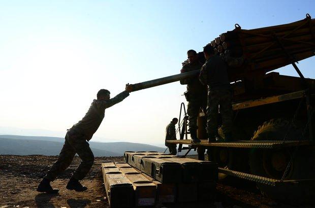 Afrin kent kuşatması başlıyor! Son Dakika Afrin Haberleri