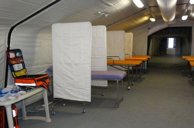 Afrin Harekatı için 'sahra hastanesi' önerisi