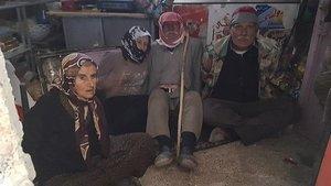 Afrin'de hain tuzak! Teröristler, ihtiyar köylüleri bağlayıp mayınla...
