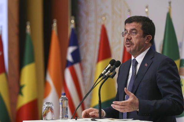 Bakan Zeybekci: Libya hükümetiyle masaya oturacağız