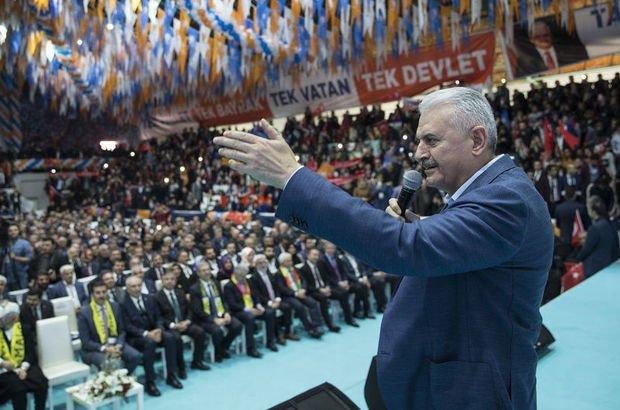 Başbakan Binali Yıldırım'dan seçim ittifakı açıklaması