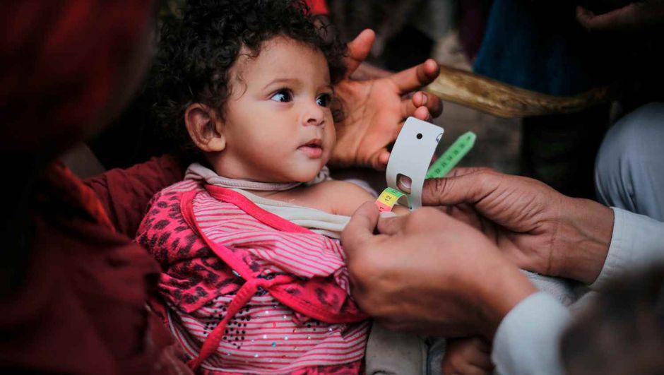22 milyon kişi acil yardım bekliyor!