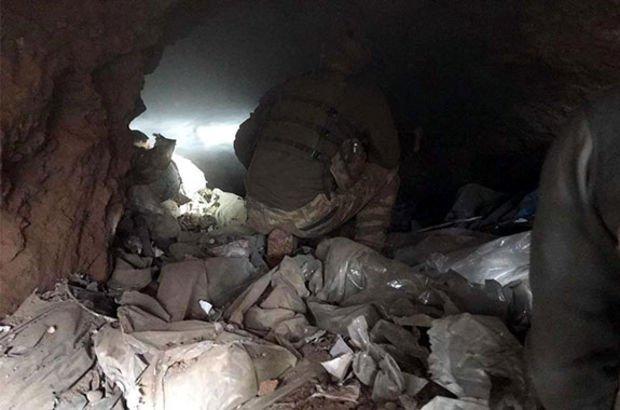 SON DAKİKA! Küpeli Dağı'nda çatışma: 3 PKK'lı terörist etkisiz hale getirildi