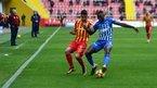 Kayseri'de 5 gol, 1 kırmızı!