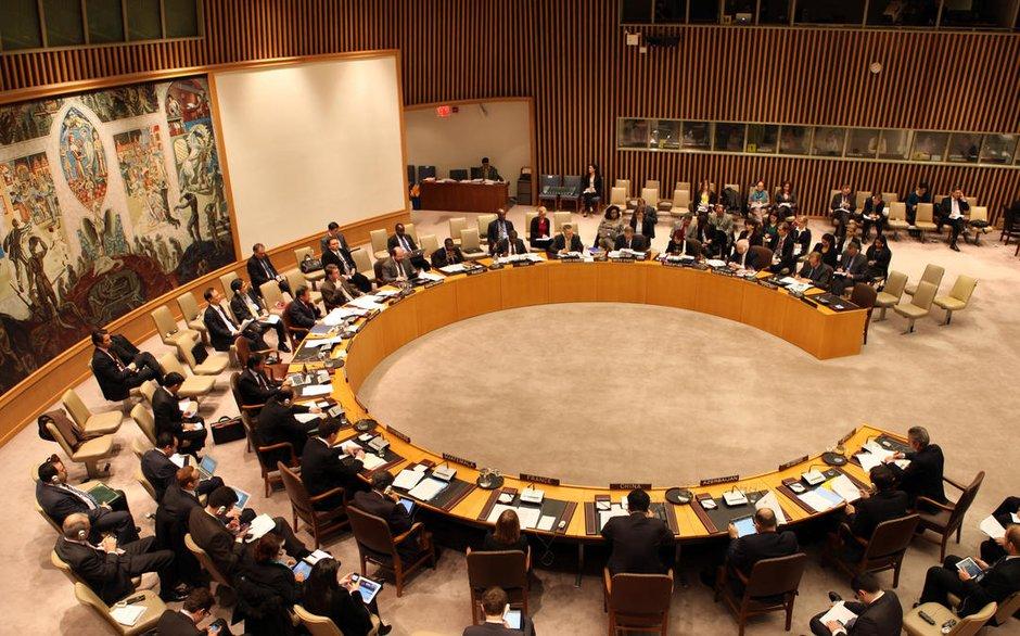 BMGK'dan Suriye'de ateşkes kararı