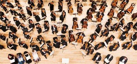 Can Atilla'dan Çanakkale Zaferi'nin 100. yılı için  Senfoni No. 2, 57. Alay Gelibolu eseri