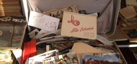 Sahaflarda satılan 1 TL'lik fotoğraflar kitap oldu