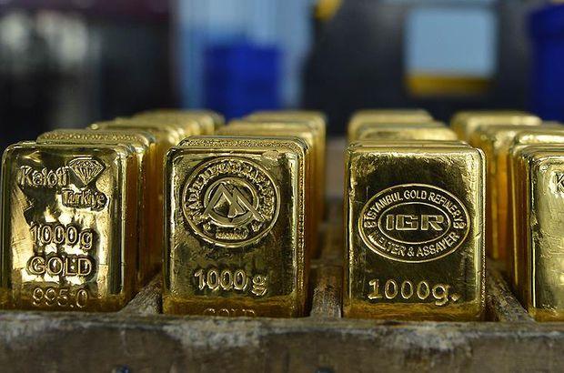 altın üretimi