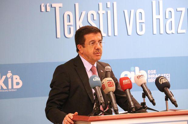 Bakan Zeybekci'den 'enerji verimliliği' açıklaması