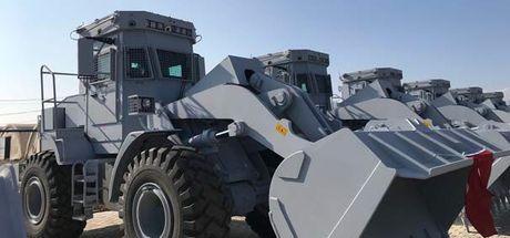 Afrin Harekatı'nda meskun mahal hazırlığı!