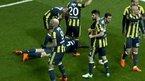 Fenerbahçeli oyuncunun kafasına yabancı madde!
