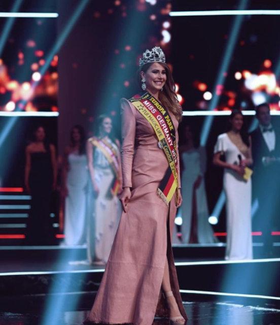 Miss Germany birincisi belli oldu! Derya Sipahi dereceye girebildi mi?