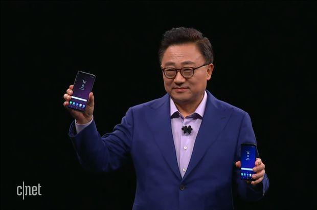 Samsung Galaxy S9 ve S9 Plus Türkiye'de kaç liraya satılacak? (Samsung Galaxy S9 özellikleri)