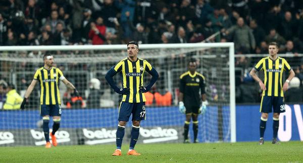 8b9bbacc8c38a Beşiktaş - Fenerbahçe maçının yazar yorumları