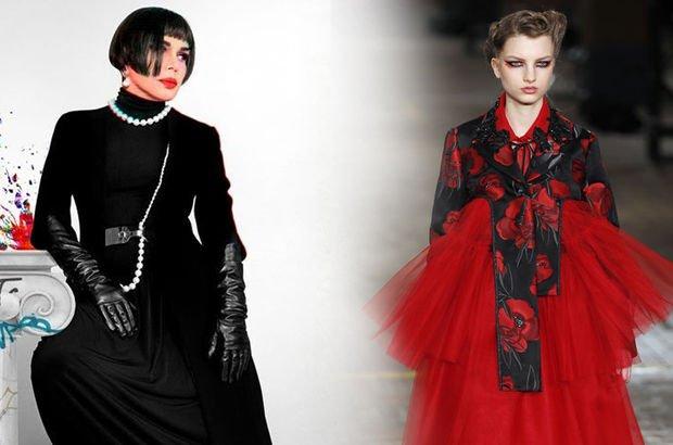 Milano Moda Haftası'nda Sezen Aksu rüzgarı