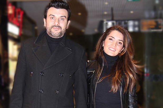 Gökhan Tepe ile eşi Aylin Özer'in romantik akşam yemeği - Magazin haberleri