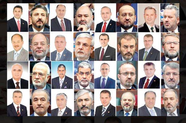 AK Partili vekiller imaj değiştirdi (Son dakika)