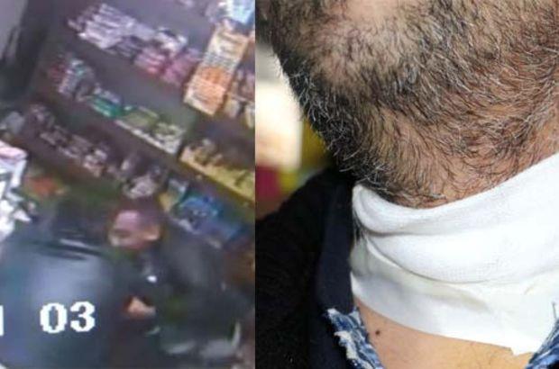 Antalya'da garip olay, önce öptü sonra gasp etti!