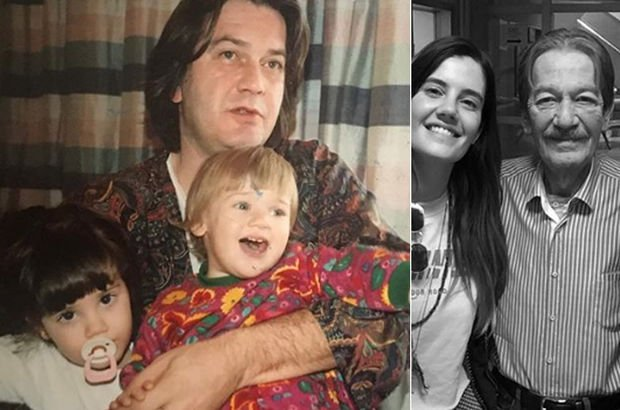 Derya Şensoy-Ferhan Şensoy kardeşler: İyi ki doğdun canım babam - Magazin haberleri