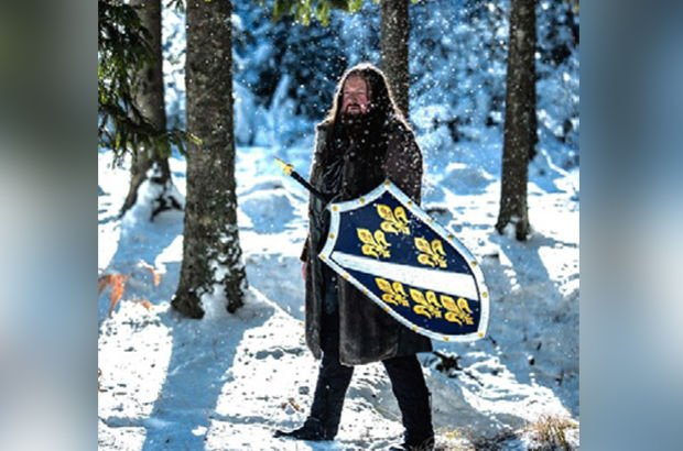 """Bosna Krallığı'nın """"son şövalye""""si"""