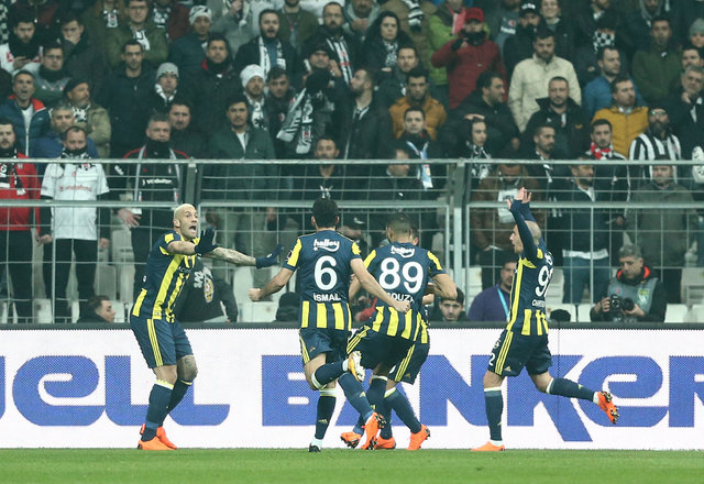 Fernandao Beşiktaş Fenerbahçe maçında olay yaratan gol sevinci nedeniyle ceza alacak mı? (TFF son dakika)