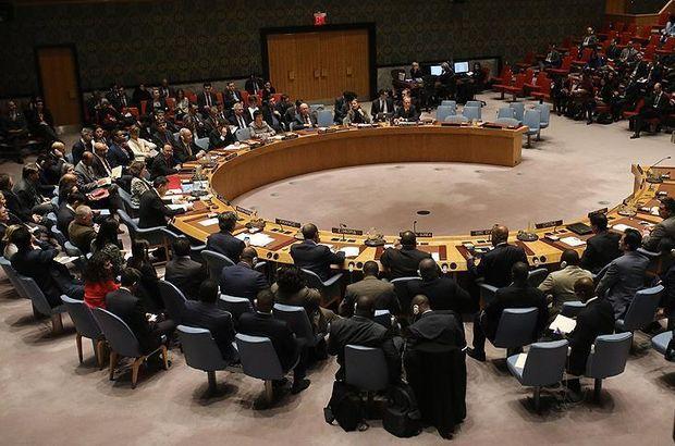 Son dakika... Rusya'dan BMGK'deki İran tasarısına veto