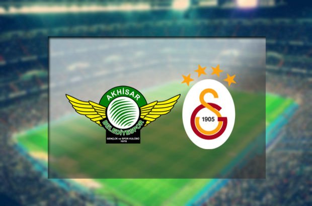 Akhisarspor - Galatasaray
