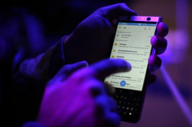 BlackBerry Ghost'un ilk fotoğrafı ortaya çıktı