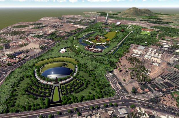 Türkiye'nin ilk uçak fabrikasıydı! Türkiye'nin en büyük parkı olacak