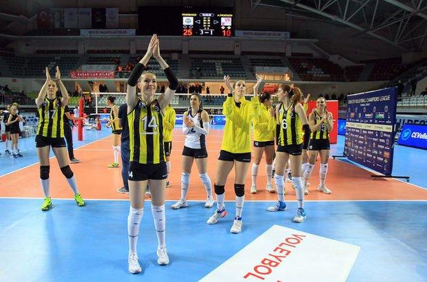 Fenerbahçe, Agel'i devirdi!