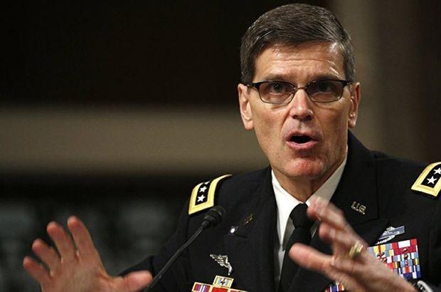 ABD Merkez Kuvvetler Komutanı'ndan son dakika Afrin Harekatı açıklaması!