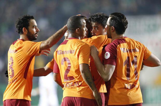 CANLI YAYIN | Akhisarspor - Galatasaray