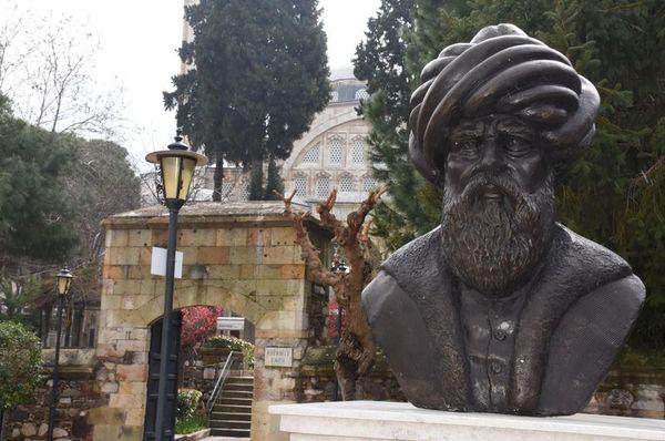 Mimar Sinan Eseri Muradiye Cami Nin 433 Yillik Terazi Taslari