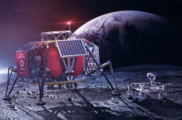 Ay'a 4G ağı kuruluyor!