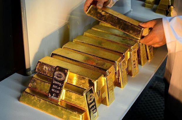 Altın rezervi arttı