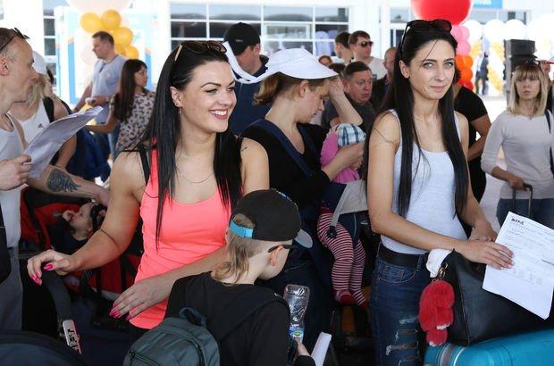 Turist giriş sayısı 1.46 milyon kişiyi geçti