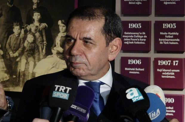 Dursun Özbek, Galatasaray başkanlığına aday olacak mı?