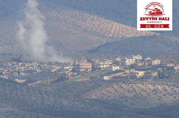 Afrin son dakika! Afrin harekatı son durum! 28 Şubat Afrin'de neler oluyor?