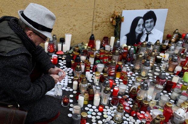 Slovak gazetecinin ölümüyle ilgili soruşturma talep edildi